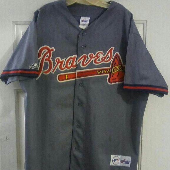 new styles b9eba bdb3e Atlanta Braves Jersey
